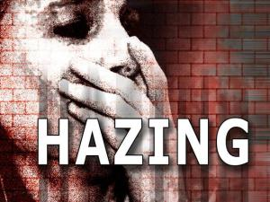 hazing