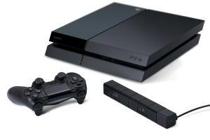 Playstation 4 controller sensor
