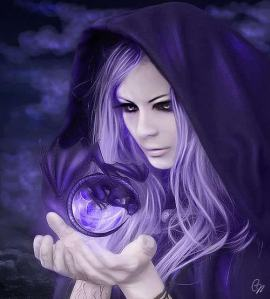 PurpleMagicDragonLady