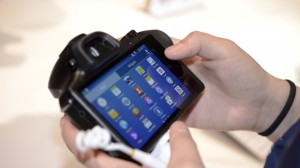 Samsung integrates Android with cool devices, Galaxy NX and ATIV Q